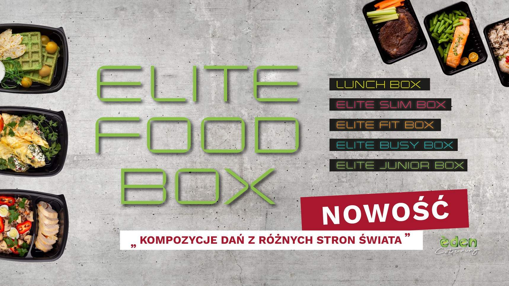 Elite Food Box
